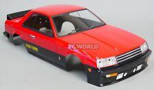 ABC Hobby RC Car BODY Shell NISSAN SKYLINE R30 RS-TURBO 190mm *CLEAR*