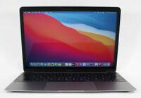 "NICE 12"" Apple MacBook 2015 Retina 1.1GHz Core M 8GB RAM 256GB GRAY +WNTY"