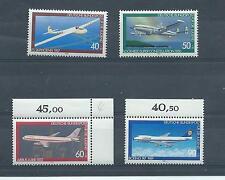 Germany stamps. 1980 Youth Welfare Aviation History set MNH (V907)