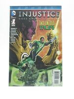 Injustice Gods Among Us Year Two Annual #1 VF Free Shipping