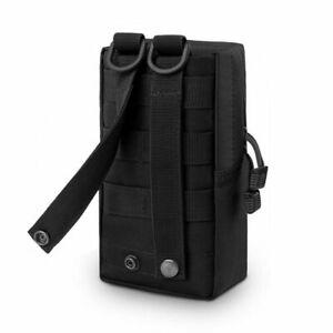 Multi-purpose Tactical Molle Pouch EDC Belt Waist Pack Bag Utility Phones Pocket