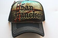 San Francisco Cap Skyline Cap Kappe A Frame  Cap One Size Klett