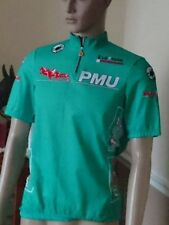 Castelli Short Sleeve Cycling Jerseys with Half Zipper