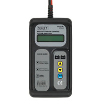 Sealey BT2002 Digital Battery Alternator Tester 6 12 24