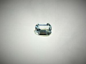 AQUAMARINE,Faceted Gemstone,Natural,4.00 Carats,11.6mm x 8.6mm,Mozambique
