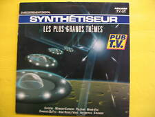 SYNTHETISEUR-LES PLUS GRANDS THEMES-ELECTRONIC SYNTH-NEW AGE-LIBRARY-LISTEN