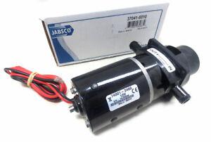 Jabsco 37041-0010 Motor Pump Assembly 12V for 74001-2460 Electric Toilets