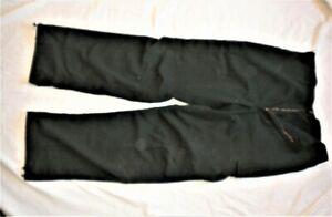 Wildland Firefighting Pants Dark Green 36-40/34