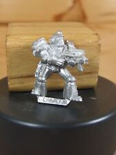 CLASSIC METAL ROGUE TRADER ERA SPACE MARINE CHAPLAIN COMBI-WEAPON (2004)