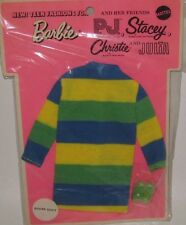 Vintage Barbie Doll PJ Stacey Christie Julia SHARP SHIFT variation NRFB MIP MOC