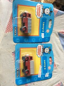 LORRY 2 & LORRY 3 Vintage ERTL Thomas & Friends trains Never Opened Lot