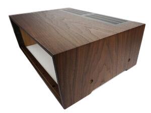 Wood case S-90 Holzkiste für Sansui 9090DB 9090 990 8080 890 8080DB TOP!