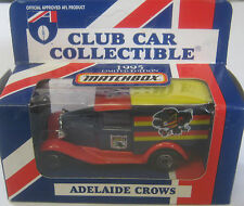 Matchbox 1/64 AFL  Australia  Aussie Adelaide Crows