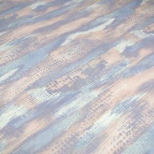 Kaleidoscope – Vision Chintz (Blush) | Diagonal Stripe | 100% Cotton | 4.5 yds