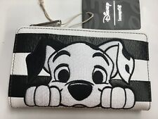 Loungefly Disney 101 Dalmatians Flap Wallet With Zip Coin