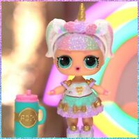 LOL Surprise Sparkle Series UNICORN Doll MGA Authentic NEW Sealed Bags, Ball USA