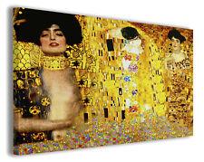 Quadro moderno Gustav Klimt vol XVIII stampa su tela canvas pittori famosi