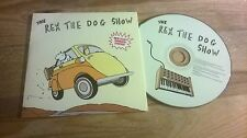 CD Indie Rex The Dog Show - Same / Untitled (14 Song) Promo HUNDEHAUS / COOP cb