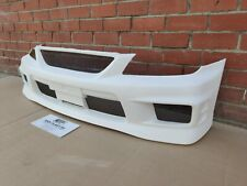 Replica of front bumper TRD NEO 2 for Lexus is200 IS300 Altezza sxe10 gxe10(FRP)