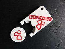 Einkaufswagenchip / EKW / Schlüsselanhänger : BAUHAUS