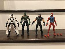 Marvel Legends lot loose SDCC Wolverine Scarlet Spider