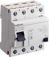 ABL SURSUM FI-Schutzschalter 4polig 40A / 0,03A Typ RP4303