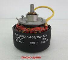 REVOX A77 MOTOR ORIGINAL  VERIFICADO Ro 20.80-6-268/350 - TOP