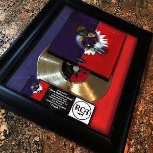Dave Matthews Band CRASH Million Record Sales Music Award Album Disc LP Vinyl