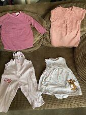 9-12 month girls bundle summer