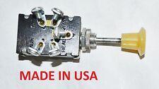 1940 Ford 1940 Mercury 6 Volt Headlight Switch 3 Position 5 Terminal O1A-11654