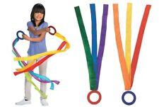 Dancing Ribbons for Kids Dance Gymnastics Wrist Rings