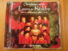 Christmas with EMMA KIRKBY and WESTMINSTER ABBEY CHOIR / SONY CD 1996 Neu