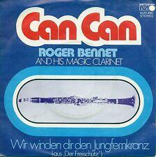 """ROGER DEMBELE - CAN CAN / WIR VENT DIR DEN COURONNE DE MARIÉE 7"""" UNIQUE (A 541)"""