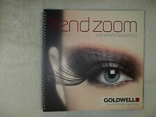 GOLDWELL PROFESSIONAL TREND ZOOM ~ (Original) LOOK WHAT'S HAPPENING BOOK!!