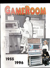 GameRoom Magazine Magic Screen Bingo Jukebox  August 1996