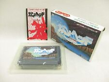 GUNHED Gun Hed Item Ref/bcb Famicom Nintendo Japan Boxed Game fc