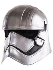Officiel de Rubis Star Wars Adultes 2 Pièces Capitaine Phasma Casque