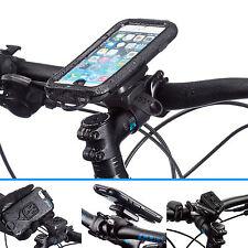 UltimateAddons BICICLETTA ELICA Cinturino Bike Mount + Custodia Resistente per iPhone 6 6S 4,7
