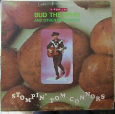 Stompin' Tom Connors – AUTOGRAPHED SIGNED Bud The Spud album Orig Canadian 1969