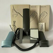 Bang & Olufsen B&O BeoCom 1401 Corded Analogue Telephone/Stand/Covers & Manuals
