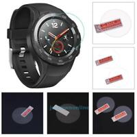 2Pcs 9HD Tempered Glass Screen Protector Film Guard For New Huawei Watch 2