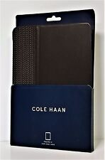 Cole Haan - Folio Case for Apple® iPad® Air 2 - Dark Roast Brown 16CHRM71037-DRS