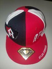 NEW Guadalajara Atlas Soccer Club MX League Mens Women Red,White, and Black Cap