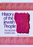 History of the Jewish People: The Second Temple Era (Artscroll History Series…