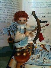 Kathe Wohlfahrt 2007 Amor/Cupid Figurine #12 new in box!