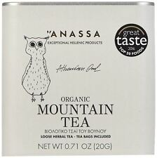 Anassa Greek Mount Tea Loose Leaf Herbal Infusion 20g