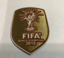 World Cup Champions Winner 2018 patch France Les Bleus Soccer football badge