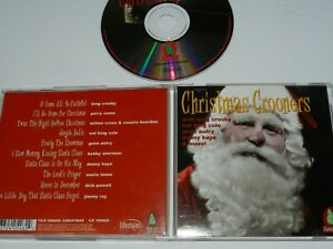CD Christmas Crooners Bing Crosby, Nat King Cole, Gene Autry, Perry Como