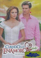 DVD - Cuando Me Enamoro Se Detiene El Tiempo NEW 4 Disc Set FAST SHIPPING !