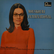"""NANA MOUSKOURI - INTERNATIONAL 12""""  LP (T195)"""